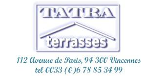 Terrasses Pour Mobil Home - Tatra Terrasse